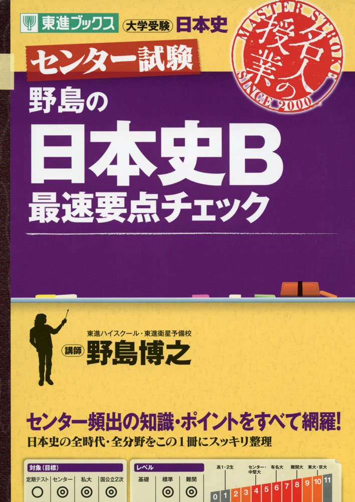 【東進講師特集】野島博之先生